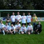 Begleitende Maßnahmen - Sport - Fußball - Gruppenfoto