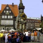 Begleitende Maßnahmen - Ferienfreizeit - Bremen